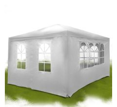 Party tent, wit